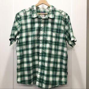 Patagonia | Plaid Short Sleeved Buttondown Shirt